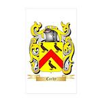 Cardy Sticker (Rectangle 50 pk)