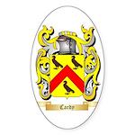 Cardy Sticker (Oval 10 pk)