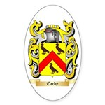 Cardy Sticker (Oval 50 pk)