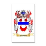 Cardwell Rectangle Car Magnet