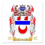 Cardwell Square Car Magnet 3