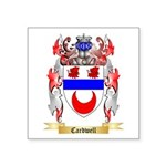 Cardwell Square Sticker 3