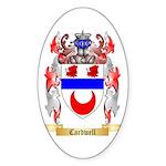 Cardwell Sticker (Oval 50 pk)