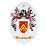 Cardus Ornament (Oval)