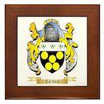 Cardozo Framed Tile