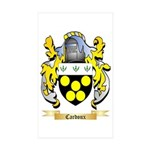 Cardoux Sticker (Rectangle 10 pk)