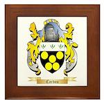 Cardou Framed Tile