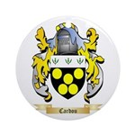 Cardou Ornament (Round)