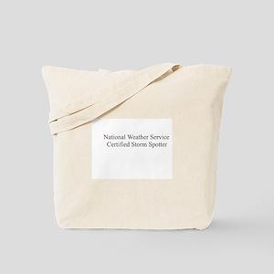 Storm Spotter Tote Bag