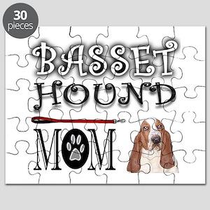 BASSET HOUND MOM Puzzle
