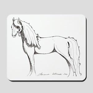 Unihevonen - Dream Horse Mousepad