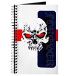 Red Eye Skull Forever Journal