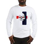 Red Eye Skull Forever Long Sleeve T-Shirt
