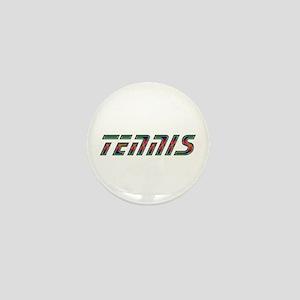 Tennis Mini Button