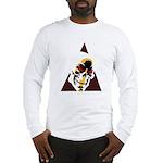 Skull Triangle Long Sleeve T-Shirt