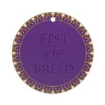 Best Of Breed Ceramic Medallion