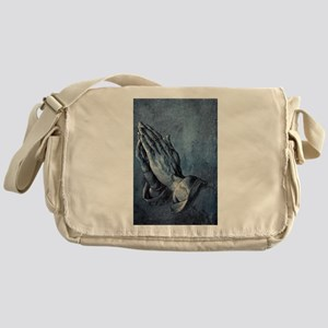 Praying Hands Messenger Bag