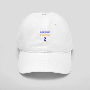 Boston Strong Ribbon Design Baseball Cap
