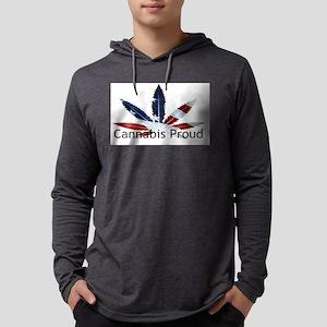 AB Mens Hooded Shirt