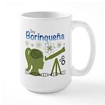Borinquena Large Mug