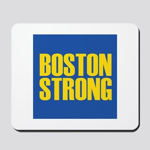 Boston Strong mug Mousepad