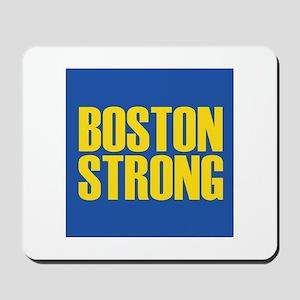 Boston Strong mug Mousepad