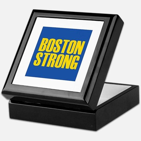 Boston Strong mug Keepsake Box