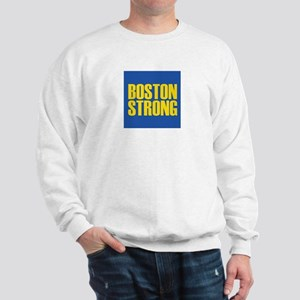 Boston Strong mug Sweatshirt