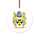 Cardoso Ornament (Round)