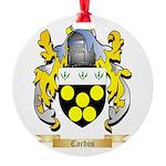 Cardos Round Ornament