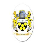 Cardoni 20x12 Oval Wall Decal
