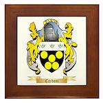Cardoni Framed Tile