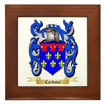 Cardona Framed Tile