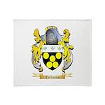 Cardoeiro Throw Blanket