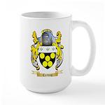 Carding Large Mug