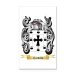 Cardillo Rectangle Car Magnet