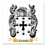 Cardillo Square Car Magnet 3