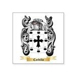 Cardillo Square Sticker 3