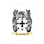 Cardillo Sticker (Rectangle 50 pk)
