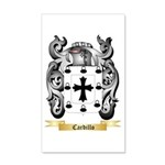 Cardillo 20x12 Wall Decal