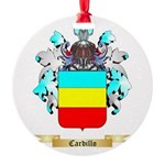 Cardillo 2 Round Ornament