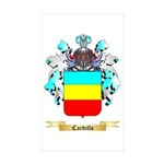 Cardillo 2 Sticker (Rectangle 50 pk)
