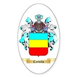 Cardillo 2 Sticker (Oval 10 pk)