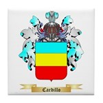 Cardillo 2 Tile Coaster