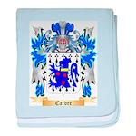 Carder baby blanket