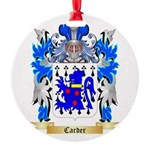 Carder Round Ornament
