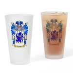 Carder Drinking Glass
