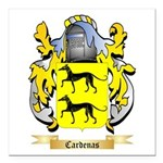 Cardenas Square Car Magnet 3