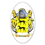 Cardenas Sticker (Oval 50 pk)
