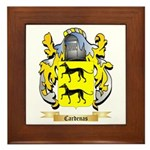 Cardenas Framed Tile
